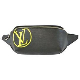 Louis Vuitton-Pochette Louis Vuitton-Noir