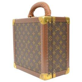 Louis Vuitton-Louis Vuitton Trunk-Brown