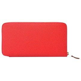 Hermès-Hermes wallet-Red
