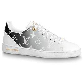 Louis Vuitton-Baskets LV Frontrow noir-Blanc