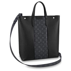 Louis Vuitton-LV Outdoor Tote new-Black