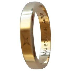 Mauboussin-Yellow gold ring-Golden