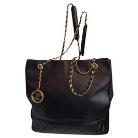 Chanel-Basket-Black