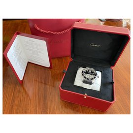 Cartier-Caliber de Cartier Diver-Black
