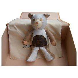 Louis Vuitton-doudou teddy-Multicolore