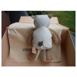 Louis Vuitton-teddy blanket-Multiple colors