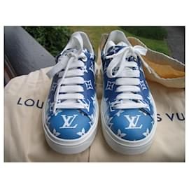 Louis Vuitton-stopover sneaker-Multiple colors