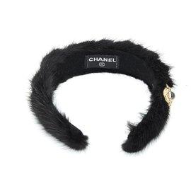 Chanel-EDINBURGH 13/14 MINK-Black