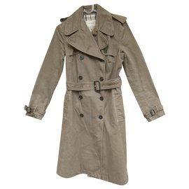 Burberry-trench Burberry London t 36-Kaki