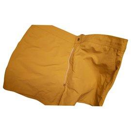 Hermès-Swimwear-Yellow
