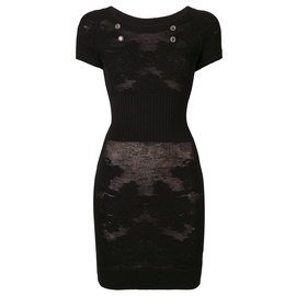 Chanel-la petit robe noir-Black