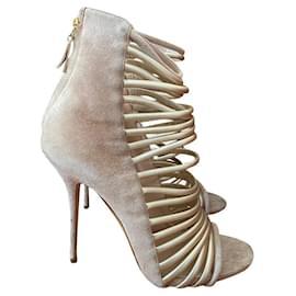 Casadei-casadei sandals beige-Beige