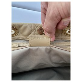Christian Dior-Handbags-Beige