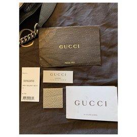 Gucci-Sac porté épaule / cabas Soho-Métallisé