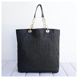 Christian Dior-Handbags-Black