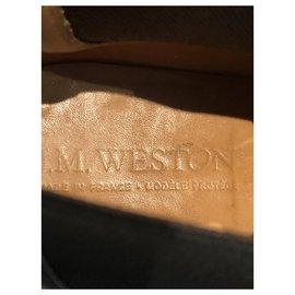 JM Weston-JM WESTON BOOTS  457 T.40  6,5 E-Black