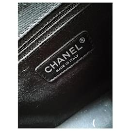 Chanel-Handbags-Dark red