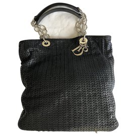 Christian Dior-Christian Dior bag-Black