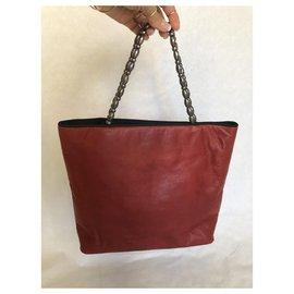 Christian Dior-Christian Dior handbag-Red