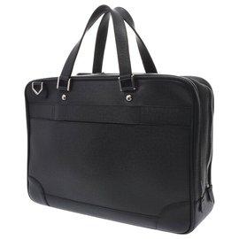 Louis Vuitton-Louis Vuitton Taiga-Noir