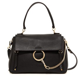 Chloé-FAYE DAY BLACK NEW-Black