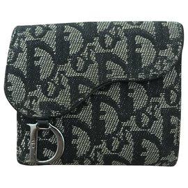 Dior-Wallets-Black,White
