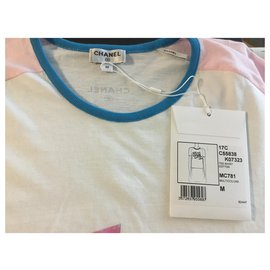 Chanel-T-shirt Coco Cuba Cruise collection-White