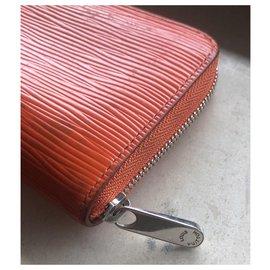 Louis Vuitton-Wallets-Orange