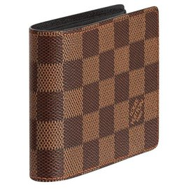 Louis Vuitton-LV Slender wallet new-Brown