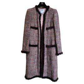 Chanel-8,5K$ gorgeous coat-Multiple colors