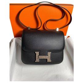 Hermès-CONSTANCE III 24-Black