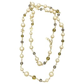 Chanel-Long necklace-Other