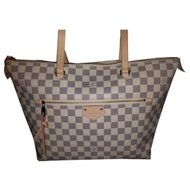 Louis Vuitton-LOUIS VUITTON NEW BAG never worn AUTHENTIC IENA MM-Beige