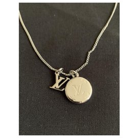 Louis Vuitton-Necklaces-Silvery
