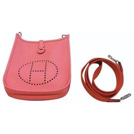 Hermès-Evelyne mini tpm 16 amazone rose-Pink