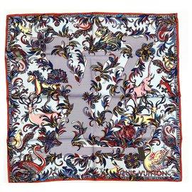 Louis Vuitton-Foulard Louis Vuitton LV Wild-Multicolore