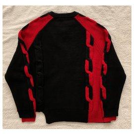 Pier Antonio Gaspari-Cable knit jumper-Multiple colors