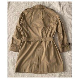 Burberry-Iconic Herigage trench coat-Beige