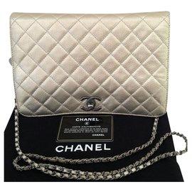 Chanel-Handbags-Golden