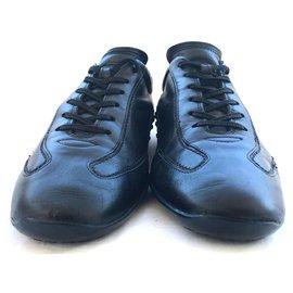 Tod's-Sneakers-Black