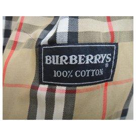 Burberry-Burberry woman raincoat vintage t 38 Oversized-Beige
