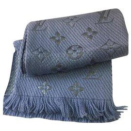 Louis Vuitton-Écharpe monogramme-Autre