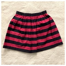 Jacadi-Striped skirt-Multiple colors