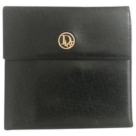 Dior-Wallets-Black