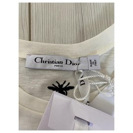 Christian Dior-'I say I'-White