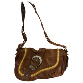 Christian Dior-Dior Gaucho-Brown