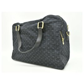 Louis Vuitton-louis vuitton travel bag-Navy blue
