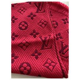 Louis Vuitton-Logomanie-Fuschia