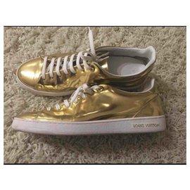 Louis Vuitton-sneakers-Doré