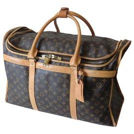 Louis Vuitton-Travel bag-Dark brown
